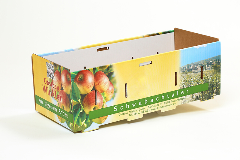 جعبه حمل میوه
