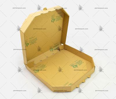 جعبه ای فلوت پیتزایی