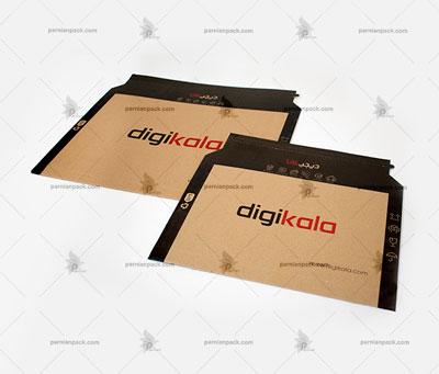 جعبه ارسال کتاب دیجی کالا