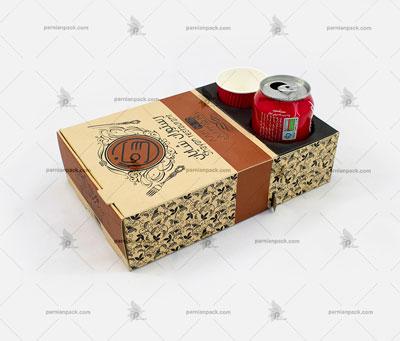 جالیوانی دوتایی کرافت با جعبه 068