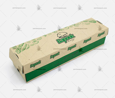 جعبه ساندویچ سفره ای کرافت