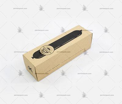 جعبه ساندویچ کرافت کشویی4