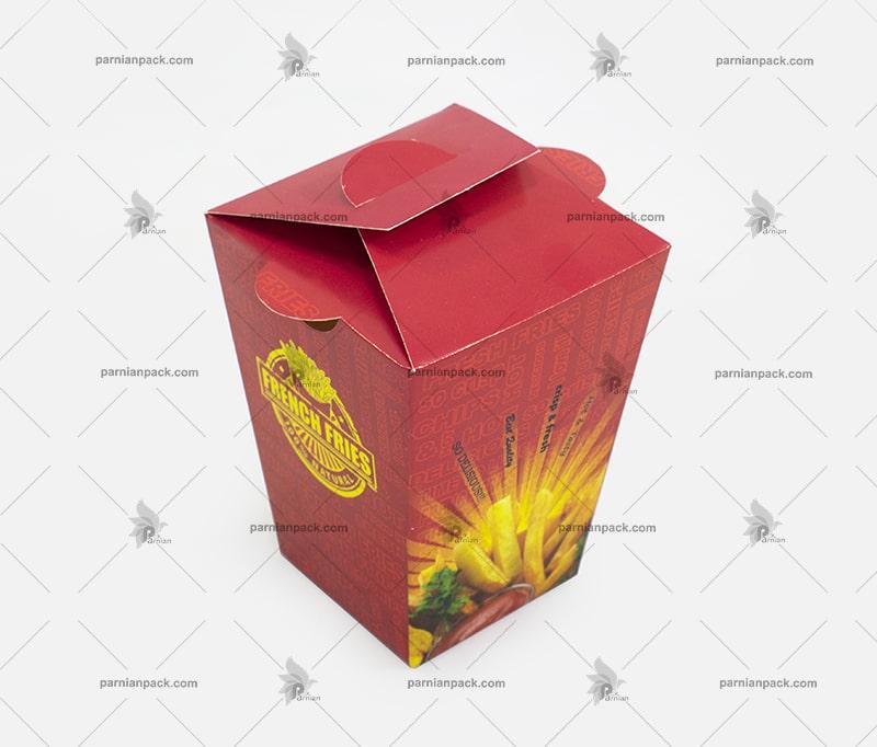 جعبه سیب زمینی بزرگ 2