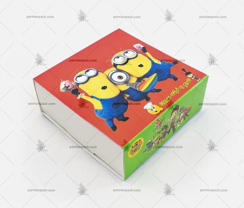 جعبه سیب زمینی کودک3