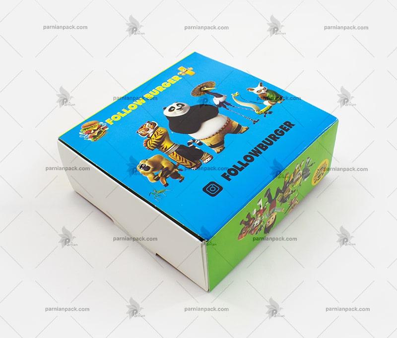جعبه سیب زمینی کودک