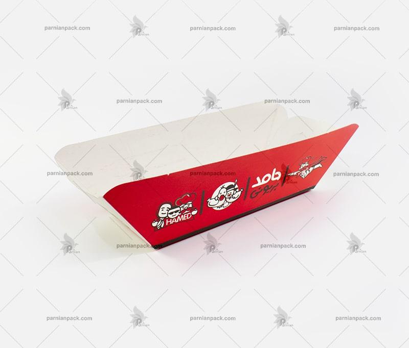 جعبه سیب زمینی قایقی