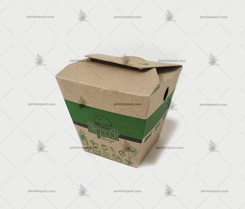 جعبه سیب زمینی کرافت کلاسیک