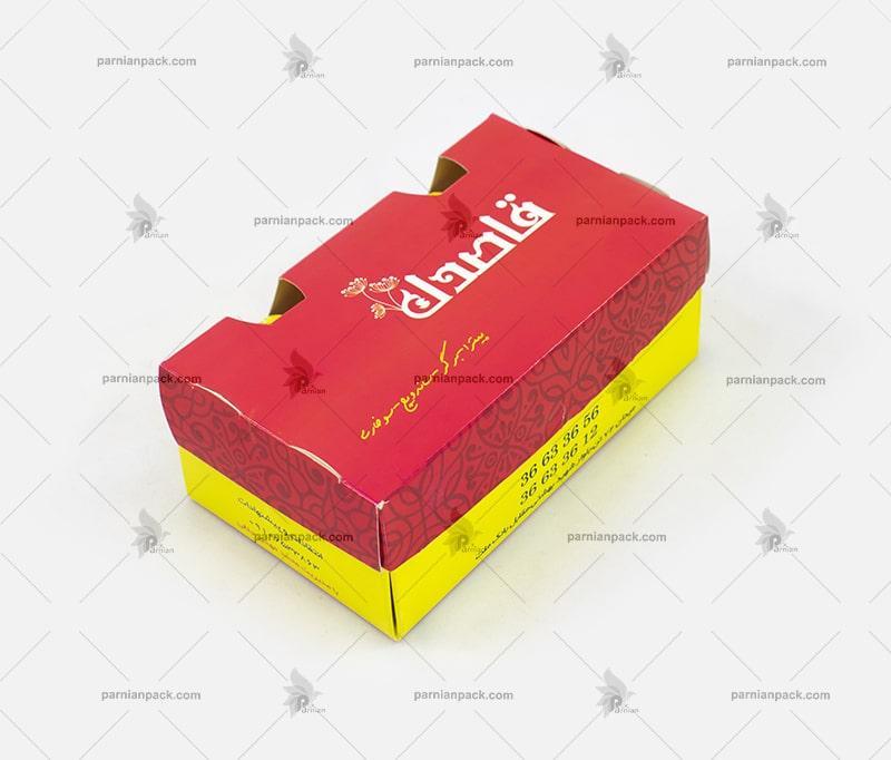 جعبه قارچ سوخاری