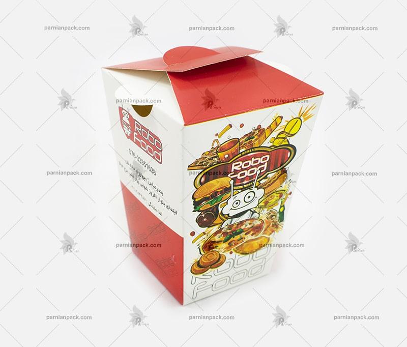 جعبه سیب زمینی هرمی ارزان