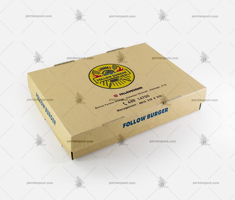 جعبه غذا ذو تکه باز