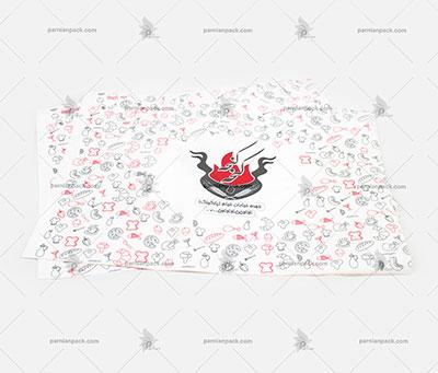 کاغذ رپینگ مومی