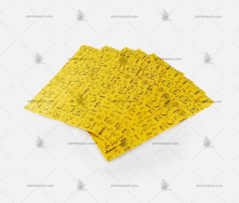 کاغذ ساندویچ کرافت