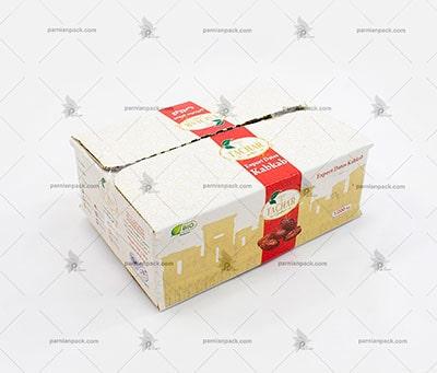 جعبه خرما لمینتی