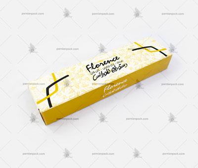 جعبه طلایی قاشق چنگال