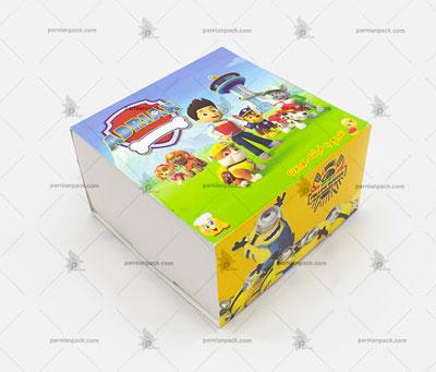 جعبه کودک کشویی