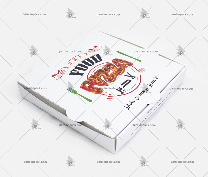 جعبه پیتزا لادیز