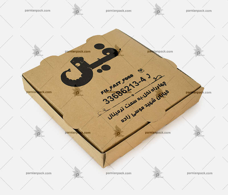 جعبه پیتزا فیل