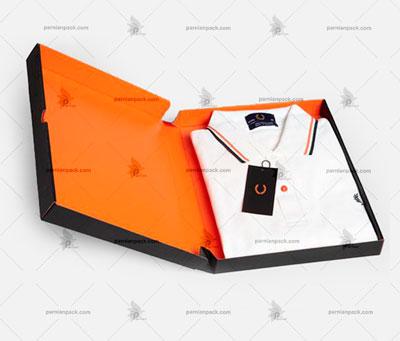 جعبه پیراهن